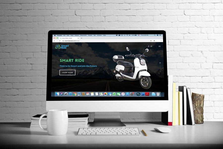 Smart-Ride-Website
